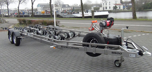 fifthwheel-boat-trailer